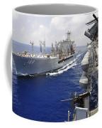 The Military Sealift Command Fleet Coffee Mug