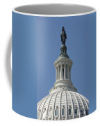 The United States Capitol Building Dome Coffee Mug