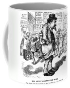 Thomas Nast (1840-1902) Coffee Mug by Granger