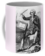 Thomas Paine, American Founding Father Coffee Mug by Photo Researchers