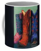 Threes Company Coffee Mug