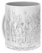 `treaty Of Paris, 1783 Coffee Mug