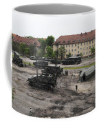 U.s. Soldiers Teach The Polish Military Coffee Mug