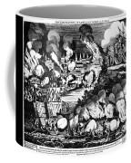 Washington Burning, 1814 Coffee Mug