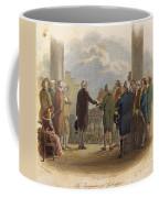 Washington: Inauguration Coffee Mug by Granger