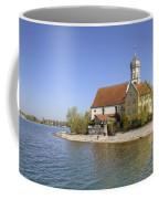 Wasserburg Coffee Mug by Joana Kruse