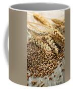 Wheat Ears And Grain Coffee Mug