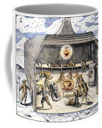 Willem Barents (c1550-1597) Coffee Mug