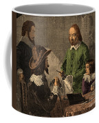 William Harvey, English Physician Coffee Mug by Photo Researchers