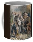 William Tyndale (1492?-1536) Coffee Mug