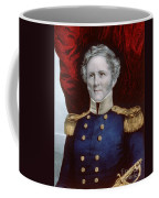 Winfield Scott, American Army General Coffee Mug