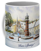 Winter In Twyn Square Coffee Mug