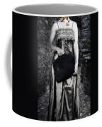 Woman In Alley Coffee Mug by Joana Kruse