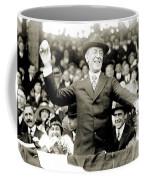 Woodrow Wilson (1856-1924) Coffee Mug