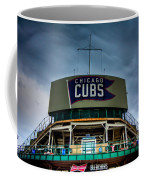 Wrigley Field Bleachers Coffee Mug