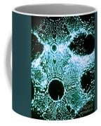 X-ray Diffraction Of Radium Coffee Mug