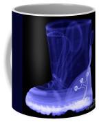 X-ray Of A Childs Light-up Boot Coffee Mug
