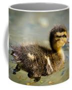 Young Duck Coffee Mug