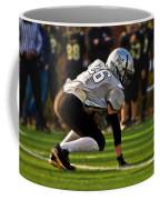 Youth Football Coffee Mug
