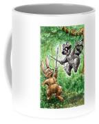20 - Jennings State Forest - Sword Play Coffee Mug
