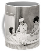 Silent Film Still Coffee Mug