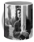 Silent Still: Single Man Coffee Mug