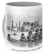 William Henry Harrison Coffee Mug