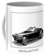 2000 Plymouth Prowler Coffee Mug by Jack Pumphrey