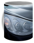 2002 Chevrolet Corvette Head Light Coffee Mug