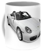 2008 Porsche Boxster S Sports Car Coffee Mug