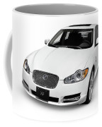 2009 Jaguar Xf Luxury Car Coffee Mug