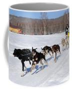 2010 Limited North American Sled Dog Race Coffee Mug