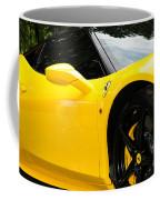 2012 Ferrari 458 Spider  Coffee Mug