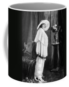 Silent Film Still: Woman Coffee Mug