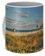 22- Beach Coffee Mug