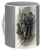 Benjamin Franklin (1706-1790) Coffee Mug by Granger