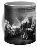 Declaration Of Independence Coffee Mug
