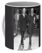Dwight D. Eisenhower Coffee Mug by Granger