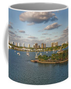 27- Singer Island Skyline Coffee Mug