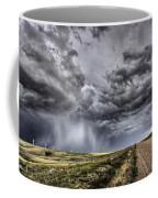 Storm Clouds Saskatchewan Coffee Mug
