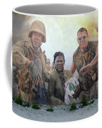 29 Palms Mural 2 Coffee Mug