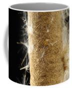 A Cattail Typha Latifolia Disperses Coffee Mug