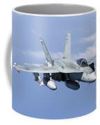 A Cf-188a Hornet Of The Royal Canadian Coffee Mug