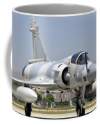 A Dassault Mirage 2000 Of The United Coffee Mug