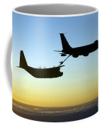 A Mc-130h Combat Talon II Coffee Mug