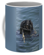 A Navy Seal Combat Swimmer Coffee Mug by Michael Wood