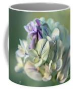 Alfalfa In Shades Of White Coffee Mug