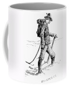 Alpine Mountaineering Coffee Mug