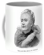 Amelia A. B. Edwards Coffee Mug