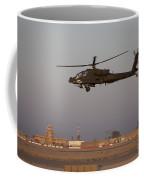 An Ah-64d Apache Longbow Block IIi Coffee Mug